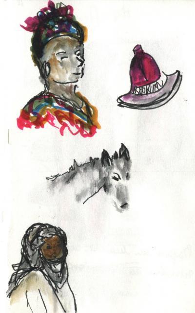Mopti - portraits