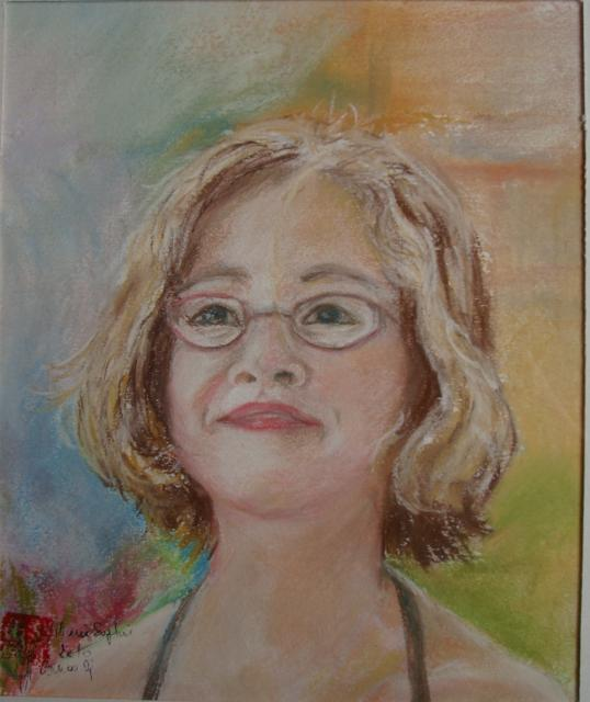 PASTELS - Marie Sophie - 2010