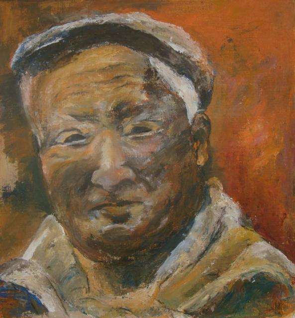 PORTRAITS - Homme chinois