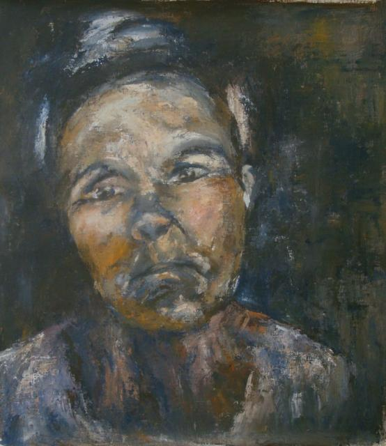 PORTRAITS - Femme asiatique